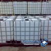 Емкость п/э куб 1000 литров на деревянном поддоне (еврокуб) - новая