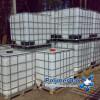 Емкость п/э куб 1000 литров на комбинированном поддоне (еврокуб) - новая