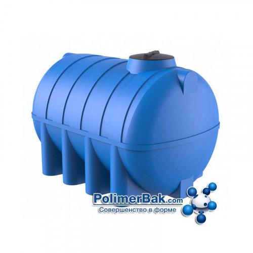 Горизонтальная емкость G 2500 литров