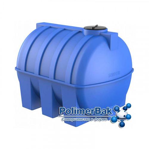 Горизонтальная емкость G 5000 литров