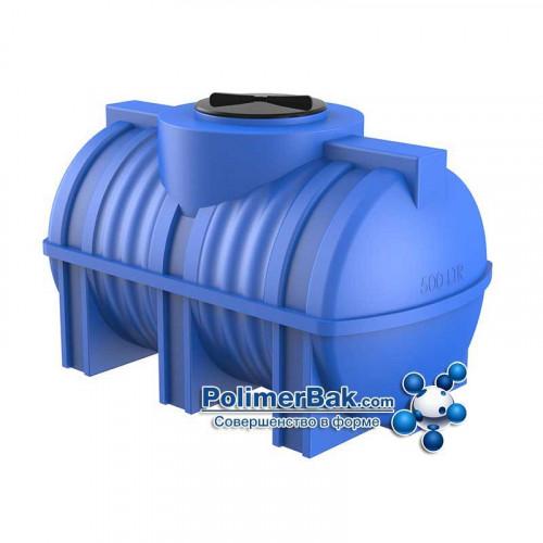 Горизонтальная емкость G 500 литров