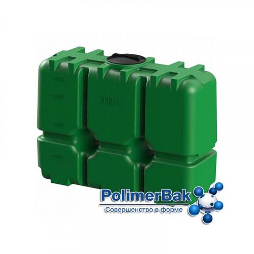 Бак R 2000 литров Green