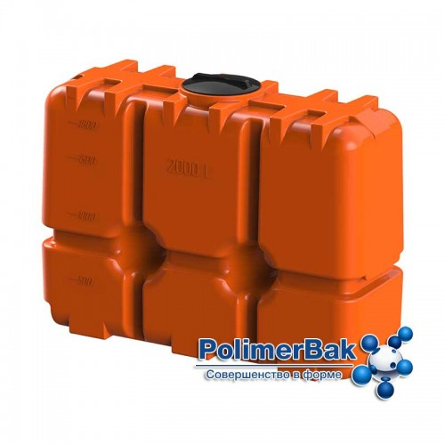 Бак R 2000 литров Orange