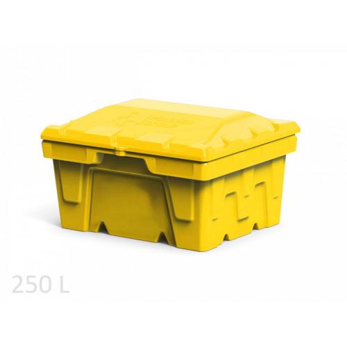 Ящик для соли и реагентов 250 л