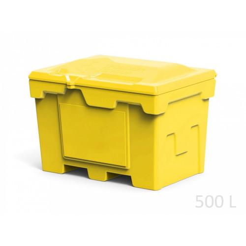Ящик для соли и реагентов 500 л
