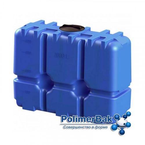 Бак R 2000 литров Blue