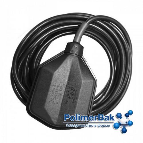 Поплавковый выключатель для насоса электрический (5 метровый)