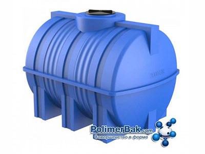 Пластиковый бак для полива