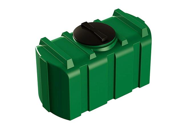 Грамотный выбор – пластиковая емкость для воды на дачу
