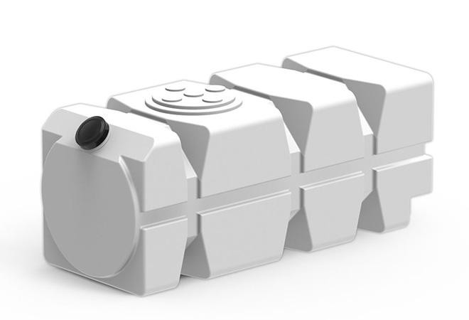 Удобные баки для дизельного топлива на 1 куб