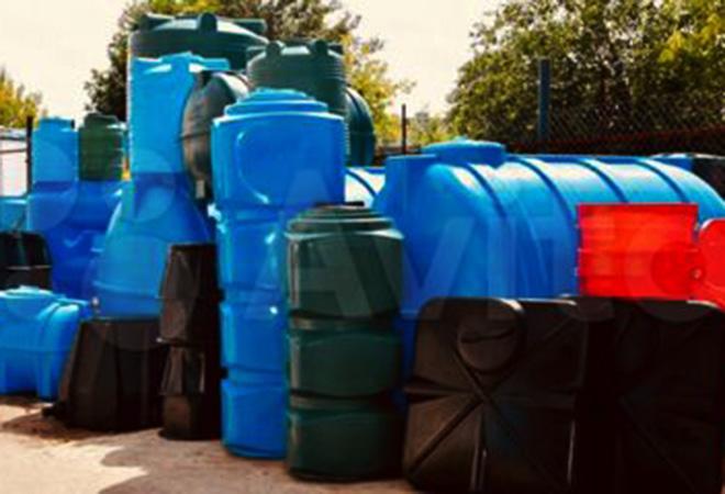 Преимущества современных емкостей для воды из пластика