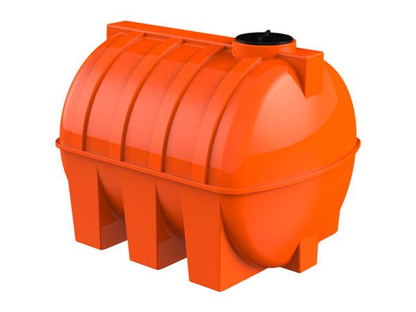 Пластиковые ёмкости для КАС
