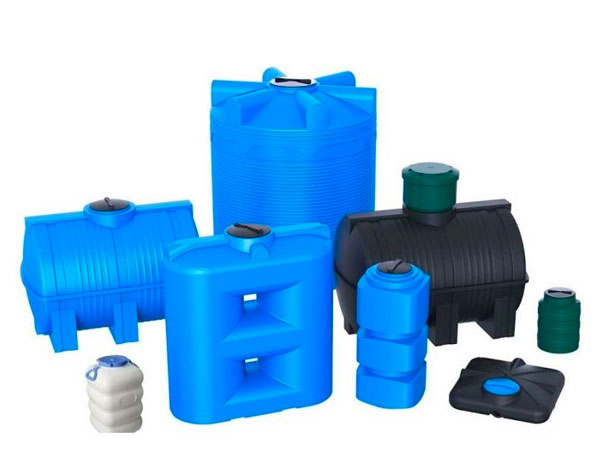пластиковые баки емкости для воды