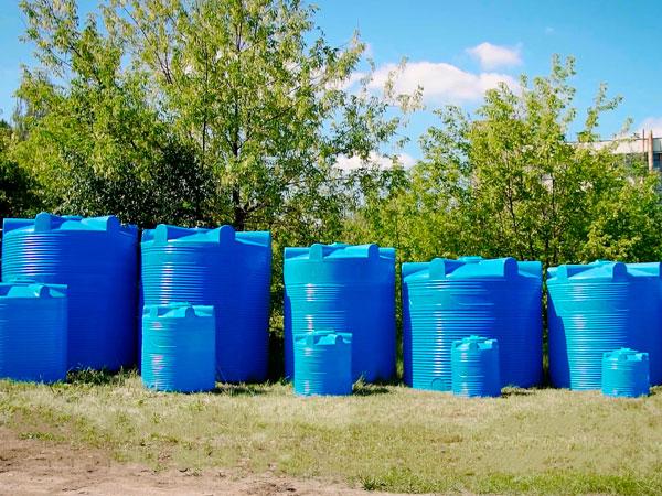 баки для воды полиэтиленовые