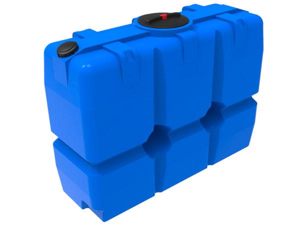 прямоугольные пластиковые емкости для воды