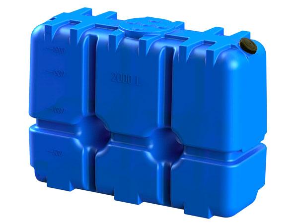 бак для хранения дизельного топлива