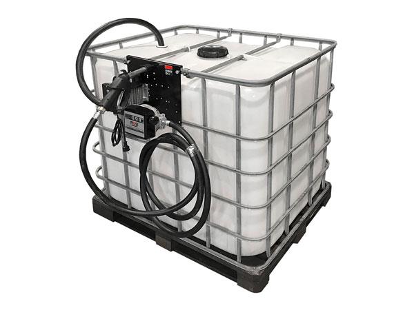 заправочный модуль для дизельного топлива