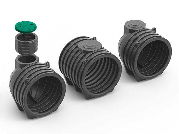 Модульные подземные емкости для хранения жидкостей