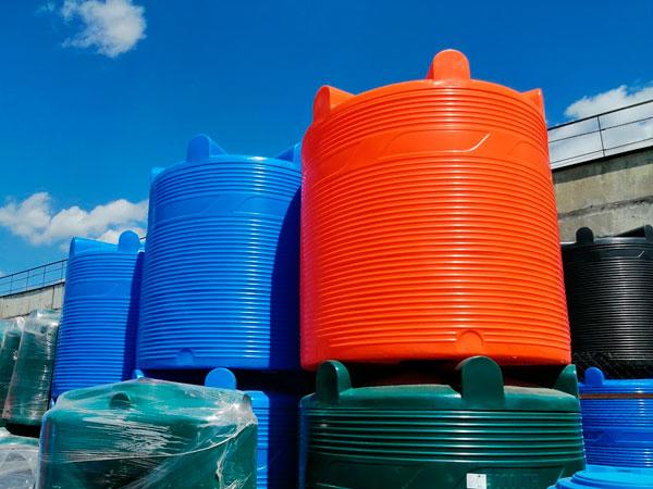 Емкость пластиковая КАС