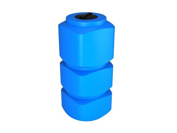 Емкости от 100 до 10000 литров для воды из пластика
