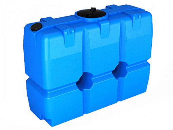 Прямоугольные баки для воды из пластика
