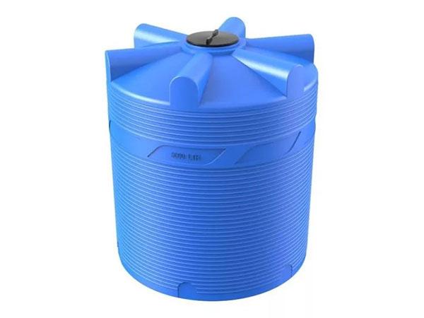 Компактные цилиндрические емкости для воды
