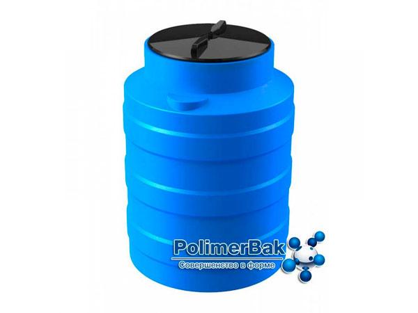 Преимущества цилиндрических пластиковых ёмкостей